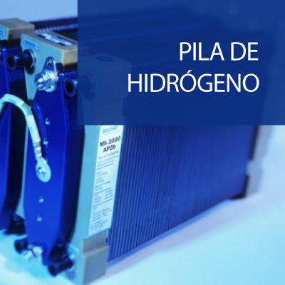Pila Hidrogeno